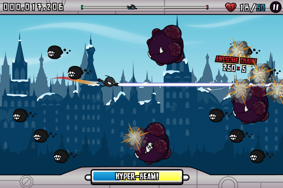 Screenshot Who's That Flying?! Review