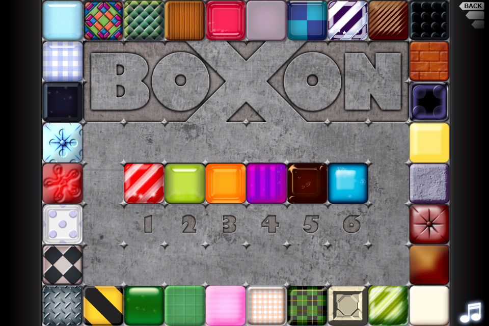 Screenshot bOxOn lite